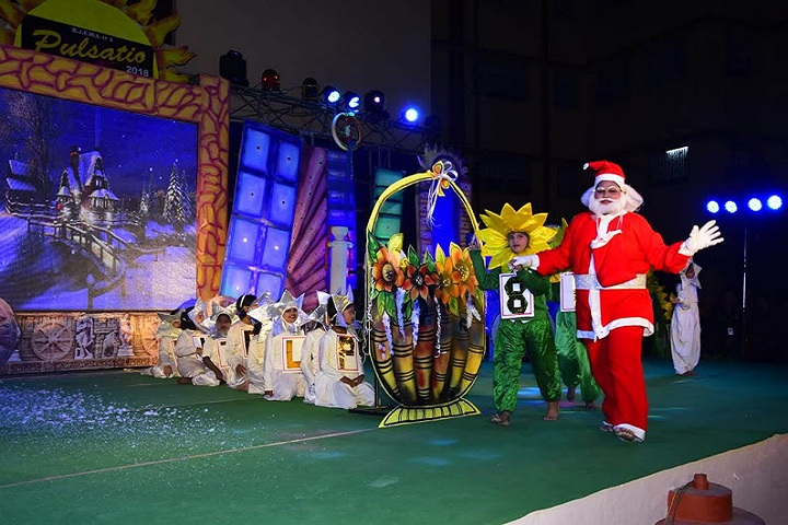 Buxi Jagabandhu English Medium School-Christmas Celebration