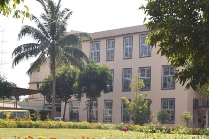 Carmel English Medium School-Campus-View