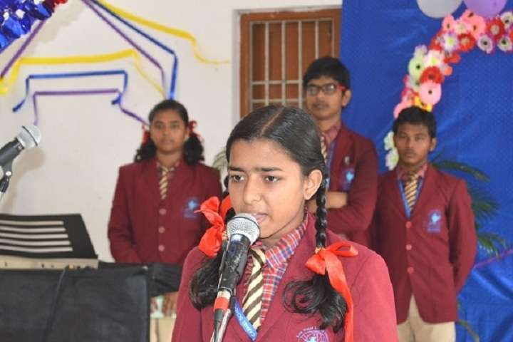 Carmel English Medium School-Singing-Competition