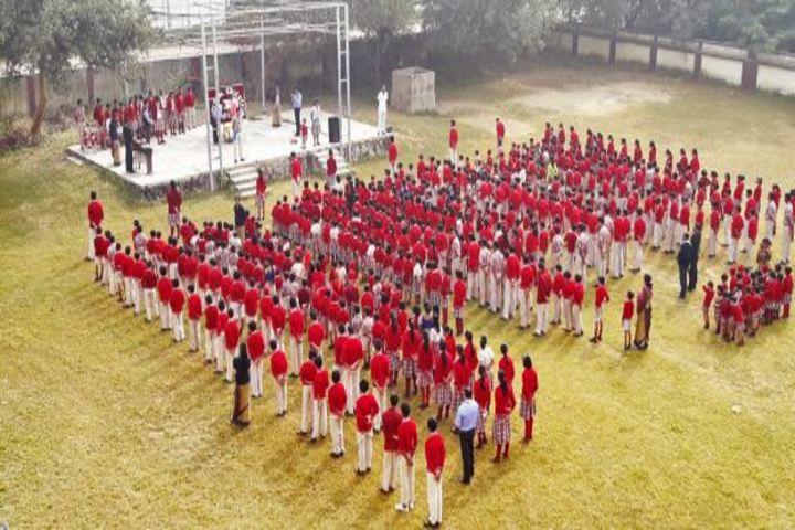 Cement Nagar English Medium School - Assembly