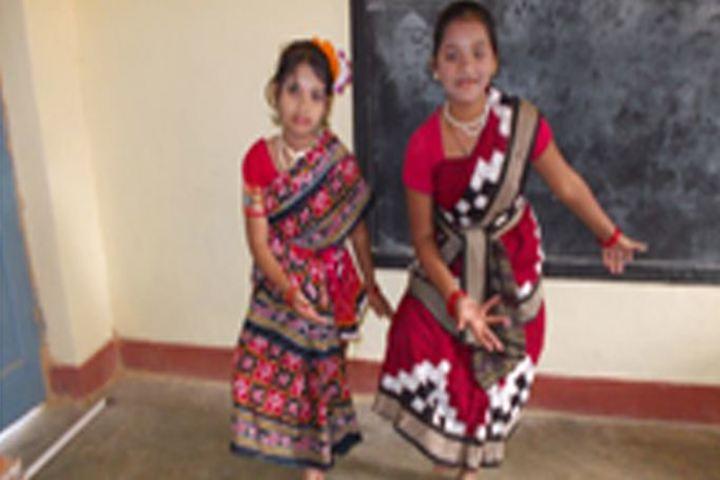 Cement Nagar English Medium School - Dance