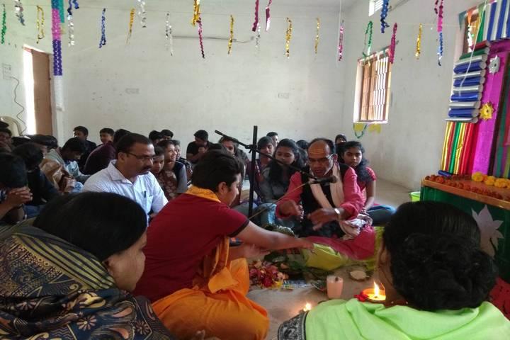 Cement Nagar English Medium School - Festival celebrations