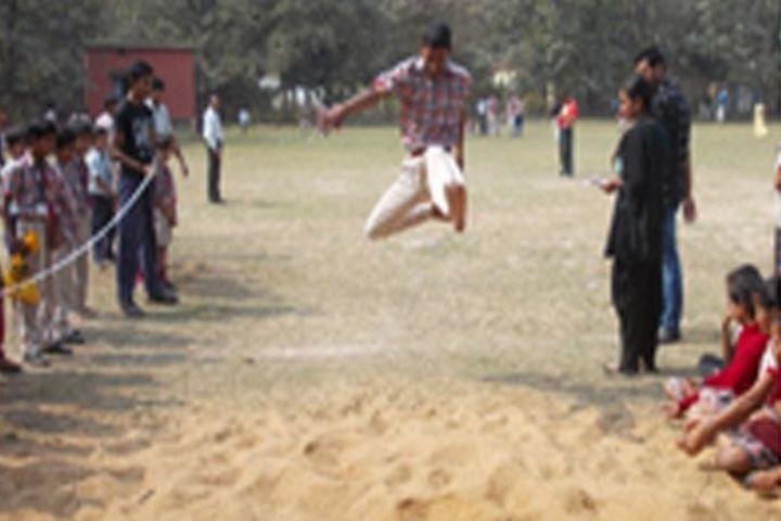 Cement Nagar English Medium School - Games