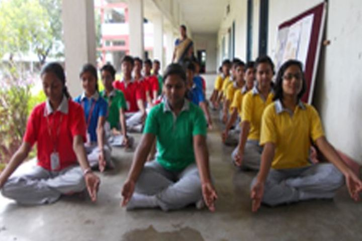 Cement Nagar English Medium School - Yoga