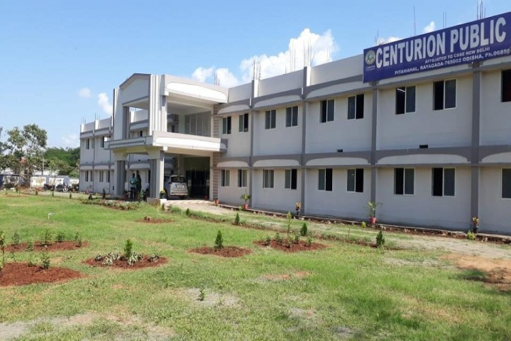 Centurion Public School-Campus-View