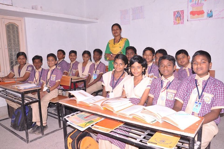 Centurion Public School-Classroom