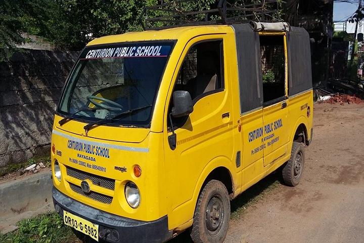 Centurion Public School-Transport