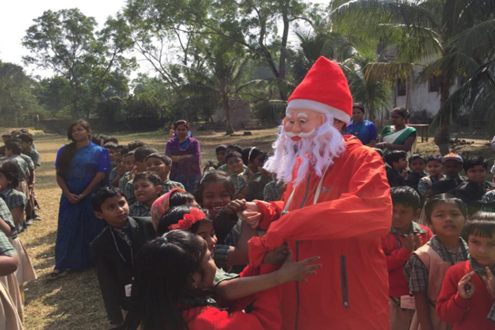 Chandra Sekhar Academy-Christmas Celebrations