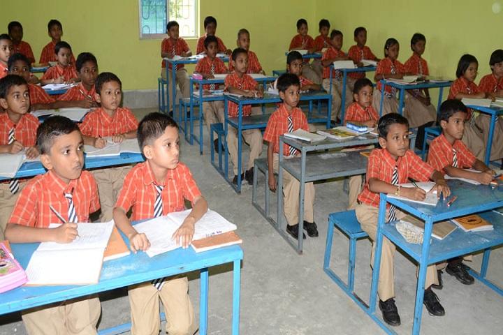 Chandrasekhar English Medium School-Classroom