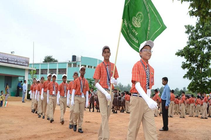 Chandrasekhar English Medium School-Events