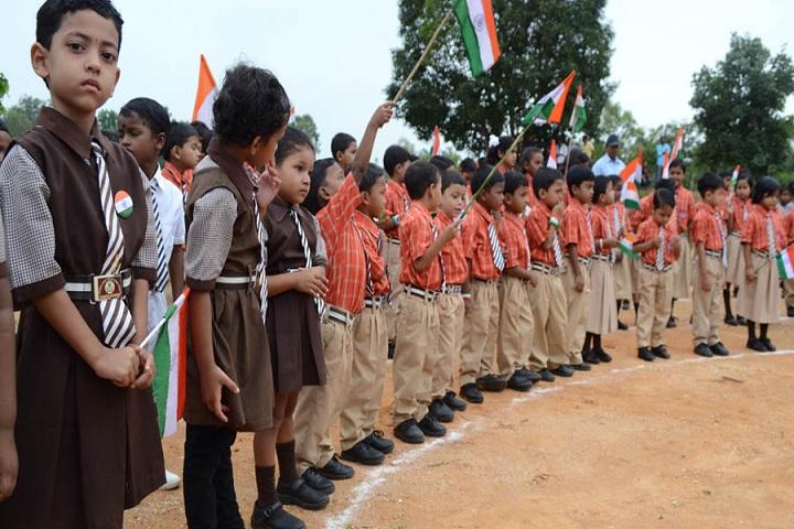 Chandrasekhar English Medium School-RepublicDay-Celebration