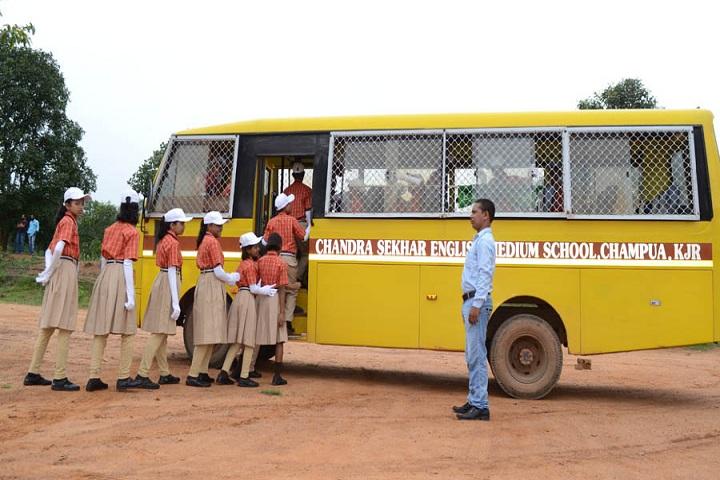 Chandrasekhar English Medium School-Transport