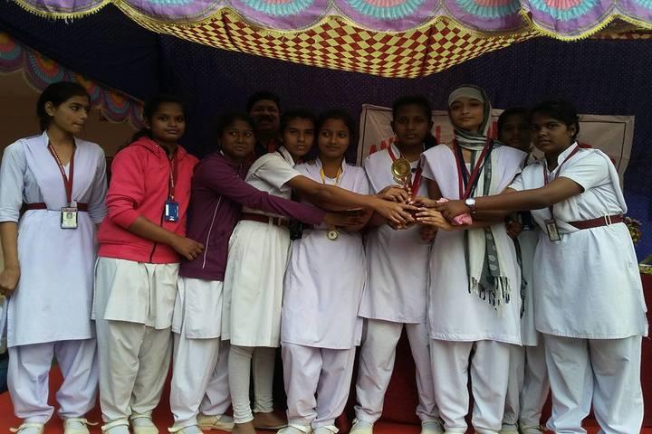 Chilkarani English Medium School-Award