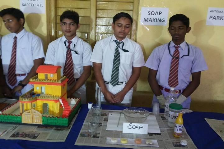 Chilkarani English Medium School-Exhibition