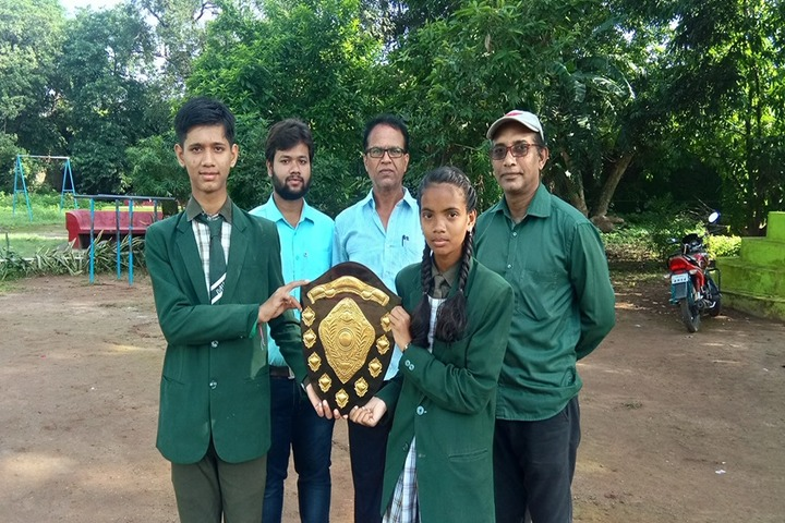 Dayanand Anglo Vedic Model Senior Secondary School - Award