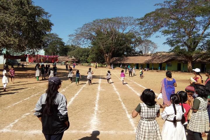 Dayanand Anglo Vedic Model Senior Secondary School - Running