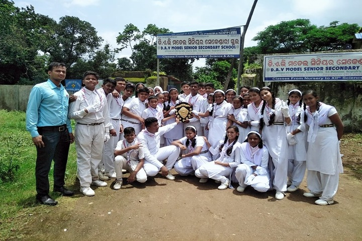 Dayanand Anglo Vedic Model Senior Secondary School - Sports day