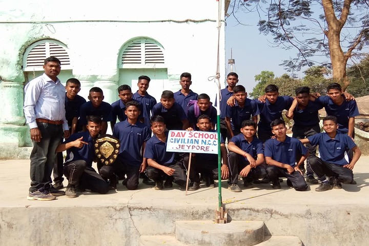 Dayanand Anglo Vedic Model Senior Secondary School - Sports