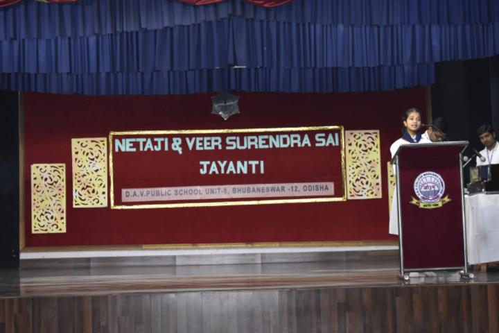 D A V Public School-Auditorium