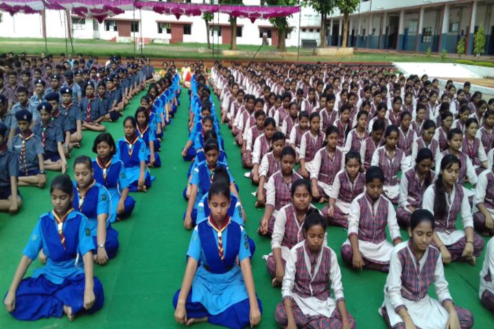 D A V Public School - Meditation