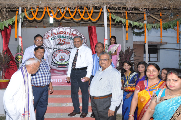 D A V Public School - Silver Jubilee Celebrations