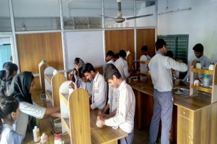 Don Bosco School-Chemistry Lab