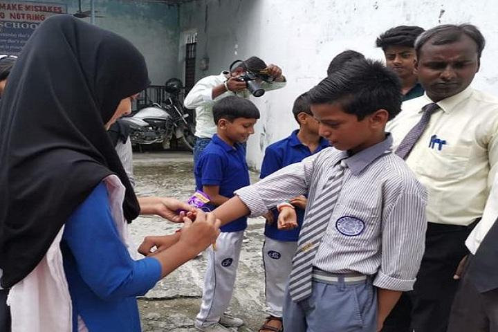 Don Bosco School-Rakhi Celebrations