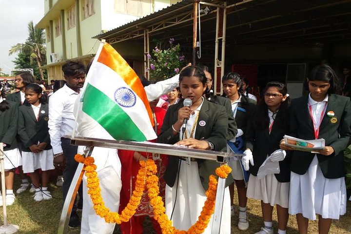 D A V Public School - Independence day