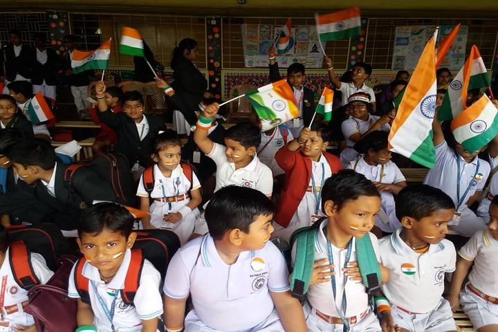 D A V Public School - Kindergarten