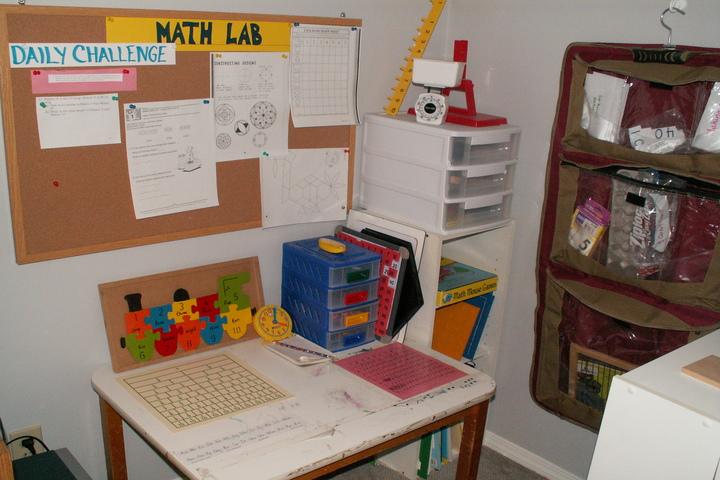 D A V Public School - Maths lab