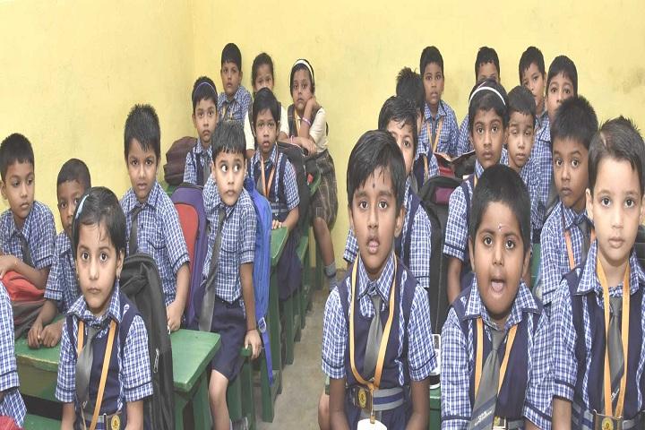Dadhichi Public School-Classroom