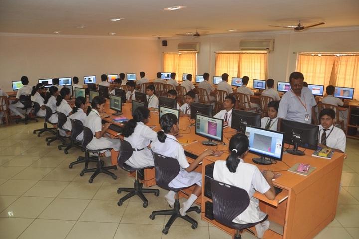 Dav Public School-IT-Lab