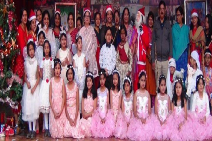 Dav Public School-Festival-Celebration