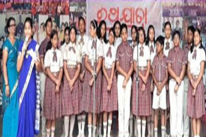 Dav Public School-Singing-Competition