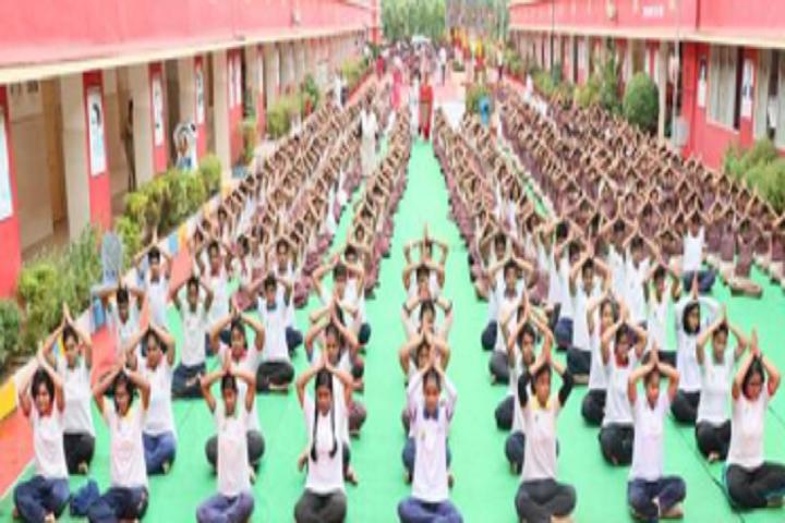 Dav Public School-Yoga-Classes