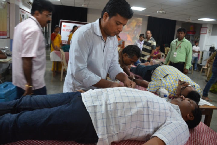 Dav Public School - Blood Donation