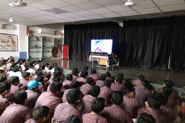 Dav Public School - Childrens day Celebration