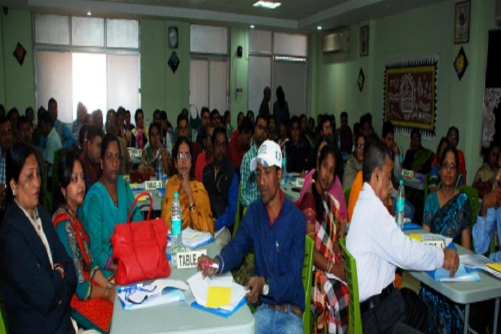 Dav Public School - workshop