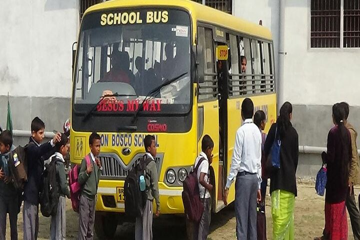 Don Bosco School-Transport