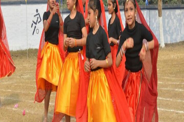 Don Bosco School-Dance
