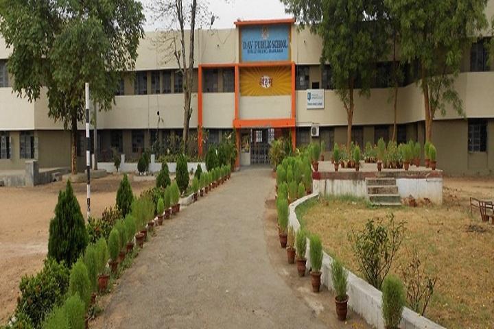 Dav Public School-Campus View