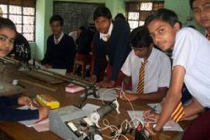 Dav Public School- Physics Lab