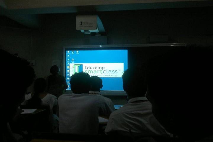 Dav Public School- Smart Classroom