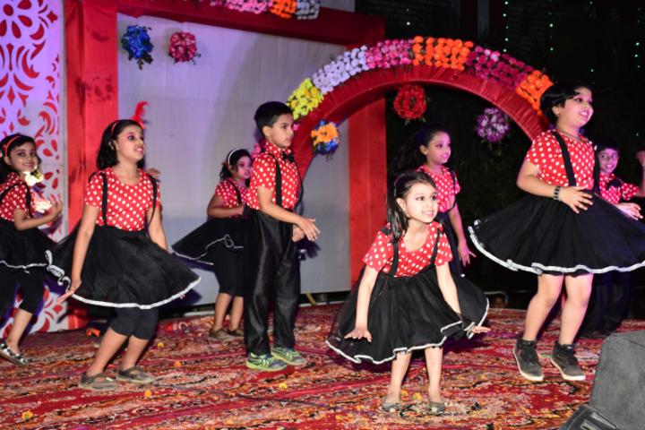 DAV Public School - Dance