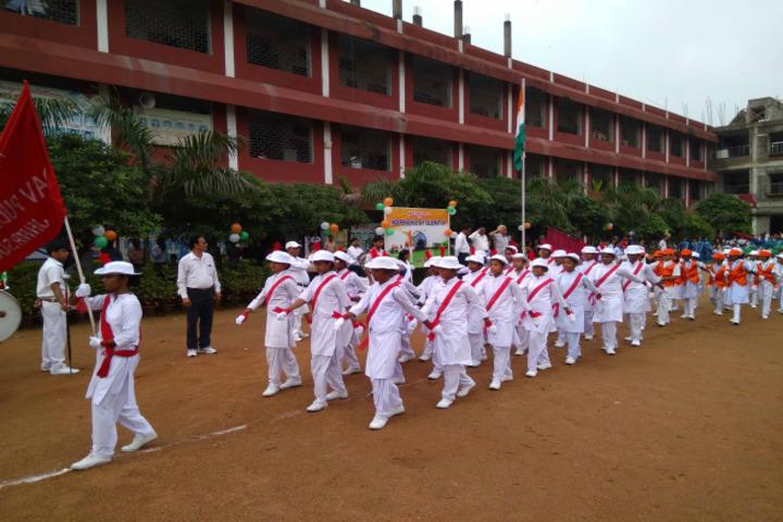 DAV Public School - March past