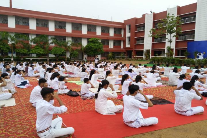 DAV Public School - Meditation