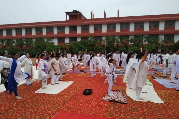 DAV Public School - Yoga