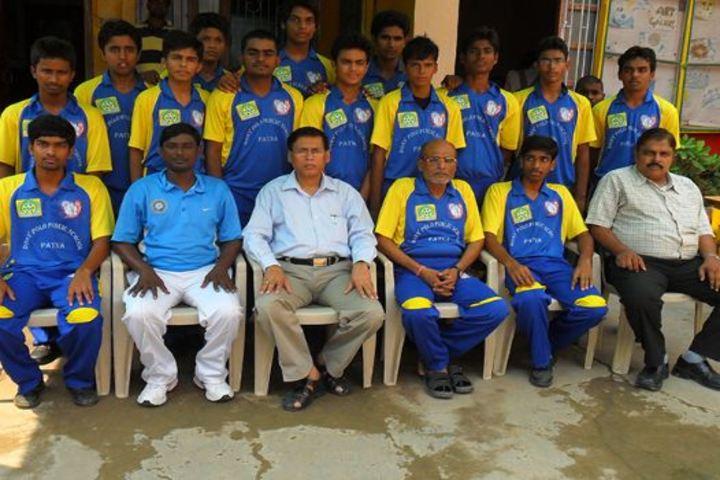 Dony Polo Public School-Champions