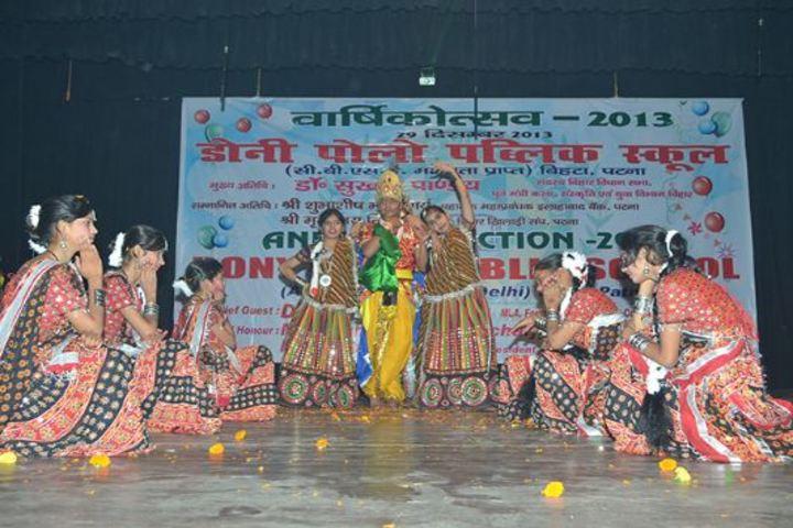 Dony Polo Public School-Cultural Dance