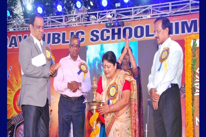DAV Public School - Celebrations